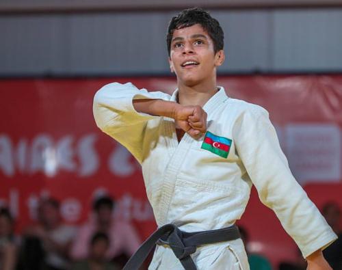 Azerbaijan's standard-bearer at XV Summer European Youth Olympic Festival announced