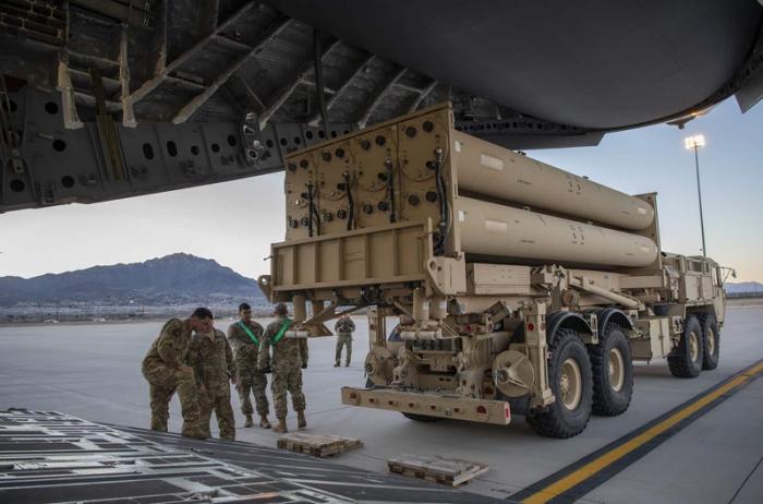 Lockheed Martin recibe un nuevo contrato para desarrollar sistemas THAAD para Arabia Saudita