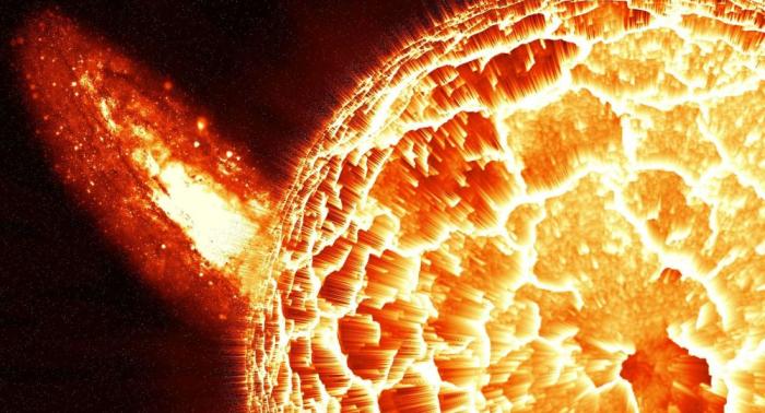 El núcleo de la Tierra se derrama y los geólogos no saben por qué