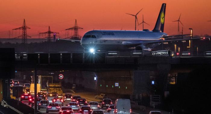Lufthansa setzt Flüge nach Kairo aus Sicherheitsgründen aus