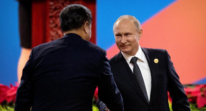 Pentagon:   Freundschaft zwischen Russland und China kurzlebig