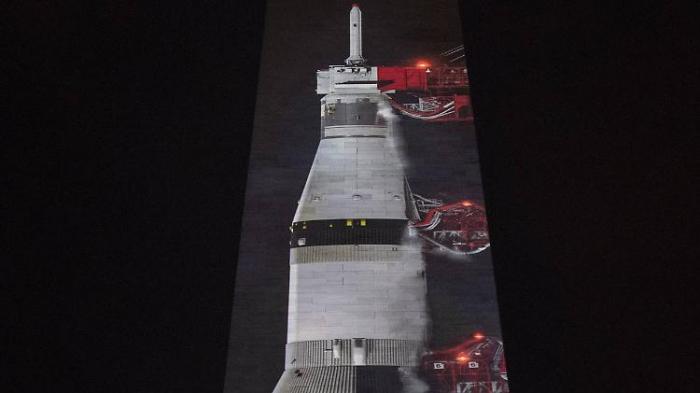 USA feiern 50 Jahre Mondlandung