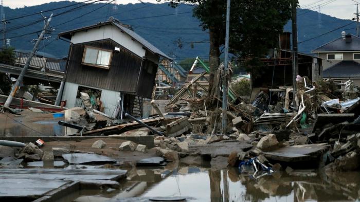 Más de 111.000 personas serán evacuadas en Japón debido a las fuertes lluvias