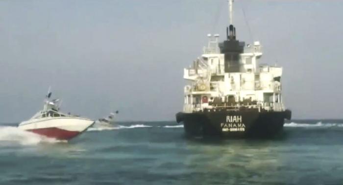 """Panamá condena la """"actividad ilícita"""" del petrolero detenido por Irán y lo retira de su registro"""
