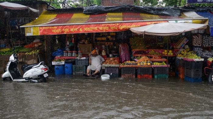Las lluvias del monzón en Nepal, India y Bangladesh dejaron 160 muertos