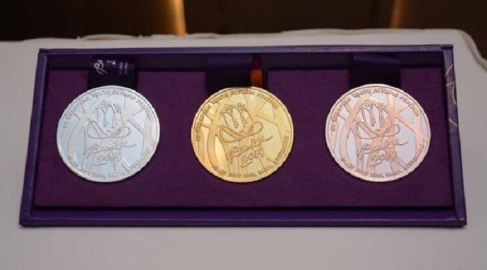 Azərbaycan EYOF-da daha bir medal qazandı