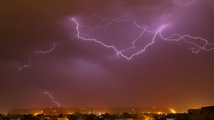 Lightning kills 32, injures dozens as monsoon batters India