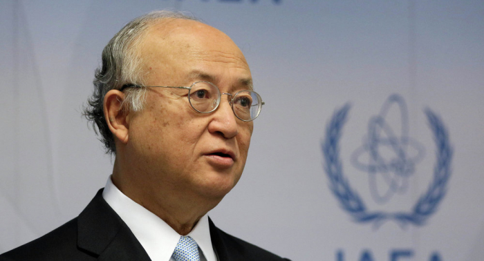Fallece el director general del OIEA Yukiya Amano