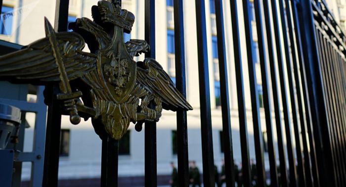 Verteidigungsministerium dementiert Info über Luftangriff Russlands auf Markt in Syrien