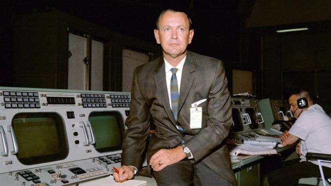 Chris Kraft, key Apollo 11 director, dies days after anniversary
