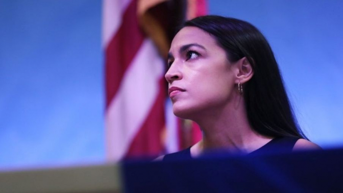 Ocasio-Cortez: Officers sacked for post suggesting lawmaker be shot