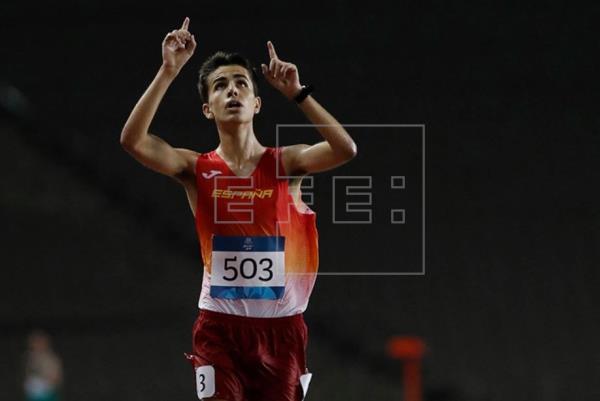 El marchador Paul McGrath da a España la primera medalla en Bakú 2019