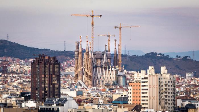 La Sagrada Familia de Barcelona ya tiene licencia de obra tras solicitarla hace 137 años