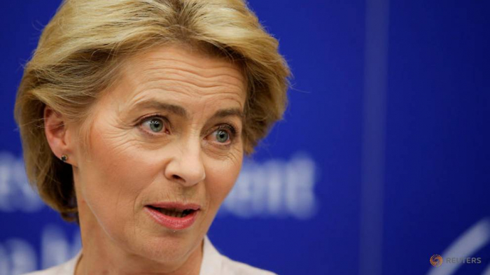 Incoming EU chief says to launch climate fund