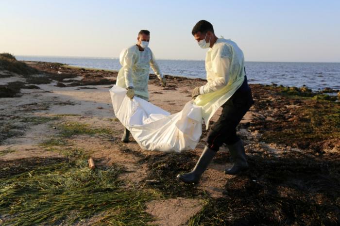 More than 100 migrants missing off Libyan coast: IOM