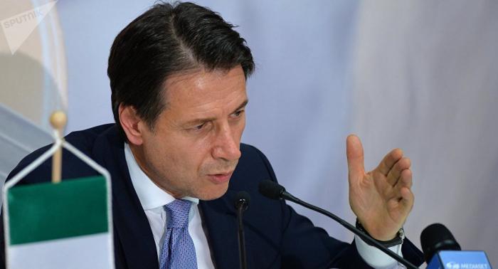 Italia considera a Rusia figura clave de seguridad mundial