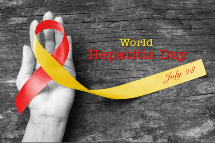 İyulun 28-i Ümumdünya Hepatit Günüdür