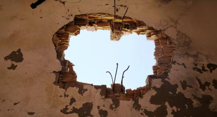 La Fuerza Aérea del Ejército de Haftar bombardea una escuela de aviación en Misurata