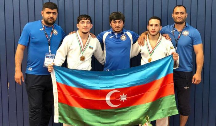 Berlində keçirilən Avropa Kubokunda Azərbaycan finalı