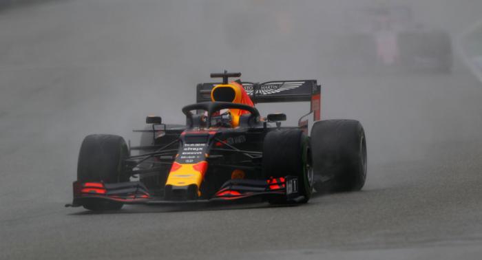 Max Verstappen gana en el Gran Premio de Alemania 2019