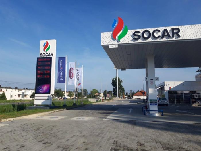 La SOCAR a 43 stations-services en Roumanie
