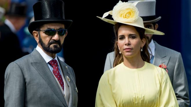 Princess Haya: Dubai ruler