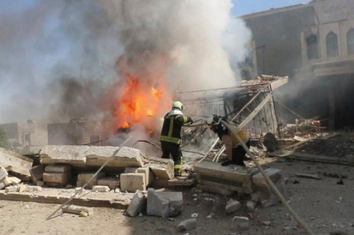 Syrie : Moscou exhorté à l