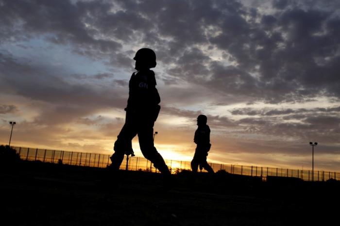 USA: deux militaires poursuivis pour trafic de migrants