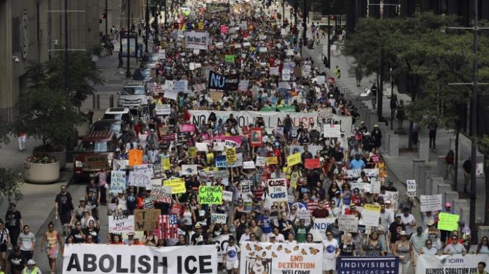 Keine Massenfestnahmen von Einwanderern ohne Papiere