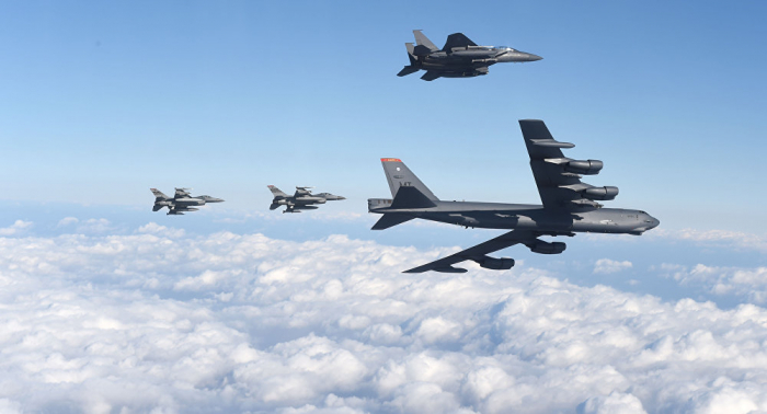 وزارة الدفاع تكشف عن الطائرات التي تجري عمليات الاستطلاع بالقرب من الحدود الروسية