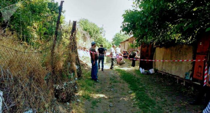 Ermənistanda partlayış, bir nəfər ölüb