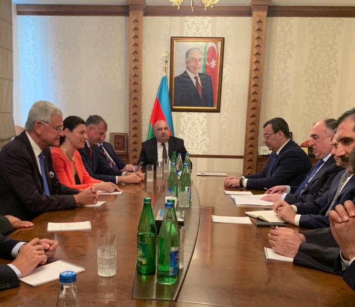 Mammadyarov:  Les Arméniens pourraient bénéficier des projets mis en œuvre à l
