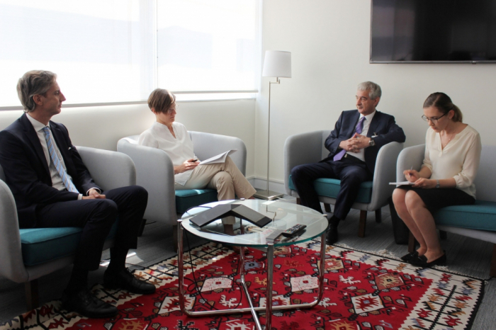 Azerbaijan, UNDP discuss expansion of cooperation