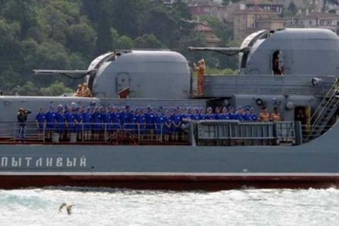 Bu ölkə Rusiyanın tankerini saxladı