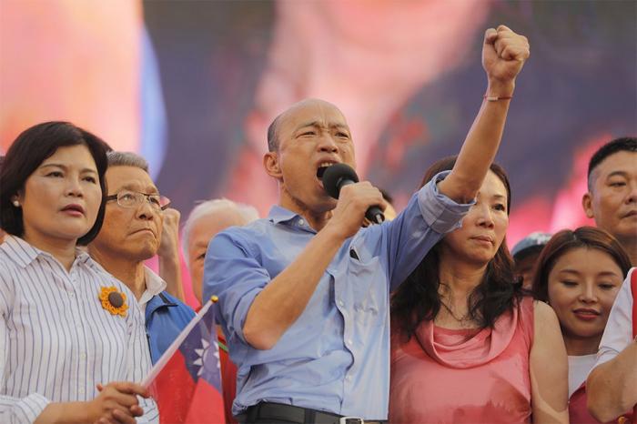 Taïwan: un populiste pro-Pékin remporte la primaire pour la présidentielle