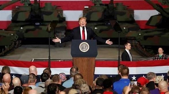 البنتاغون: احتفال ترامب بعيد الاستقلال كلف الجيش 1.2 مليون دولار على الأقل