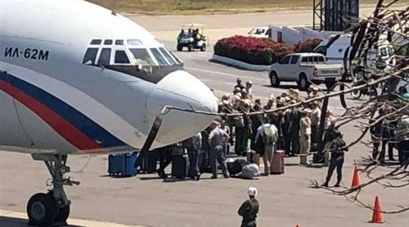 فنزويلا تنفي نشر روسيا قوات لدعم مادورو