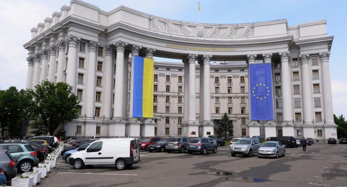 """الخارجية الأوكرانية: مشروع """"التيار الشمالي"""" لا يصب في مصلحة روسيا"""