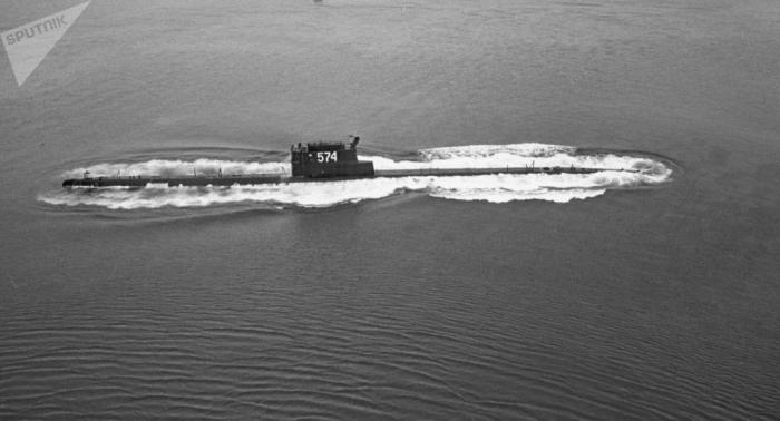 خبراء يقيمون خطر تسرب الإشعاع من الغواصة السوفيتية