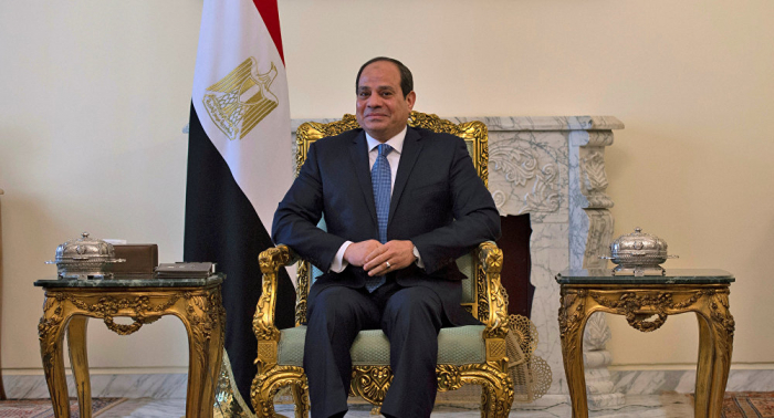 السيسي يعين رئيسا جديدا للمحكمة الدستورية العليا في مصر
