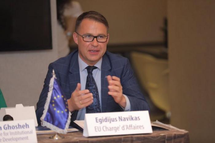 Egidijus Navikas nommé ambassadeur de Lituanie en Azerbaïdjan