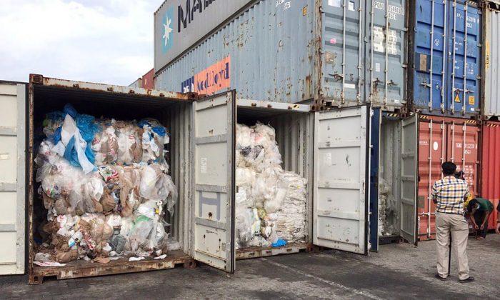 Le Cambodge renvoie 1600 tonnes de déchets plastiques aux USA et au Canada