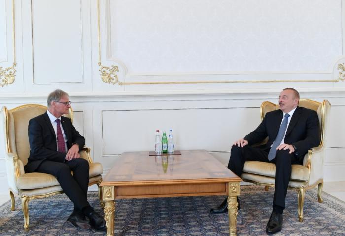 """السفير الالماني:  """"أذربيجان هي شريكنا المهم"""""""