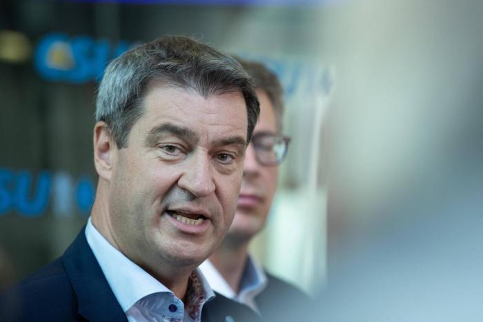 """CSU-Chef Söder: SPD hat """"unmöglichen Stil"""" bei Wahl von der Leyens"""