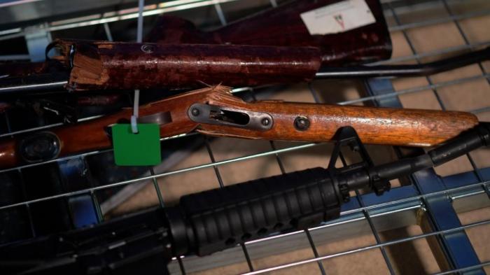 Erste Waffenrückkäufe nach Anschlag von Christchuch