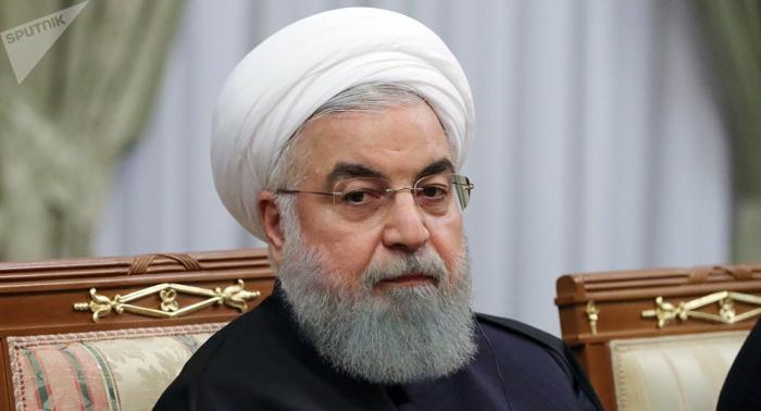 روحاني: زيادة تخصيب اليورانيوم لأغراض سلمية وفي إطار الاتفاق النووي