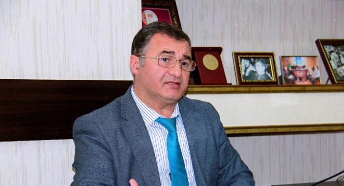 Prezident Nəsiman Yaqublunu təltif edib