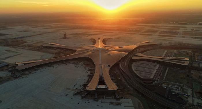 """11 مليار دولار قيمة مشروع تنفذه """"إعمار"""" الإماراتية في مطار بكين"""