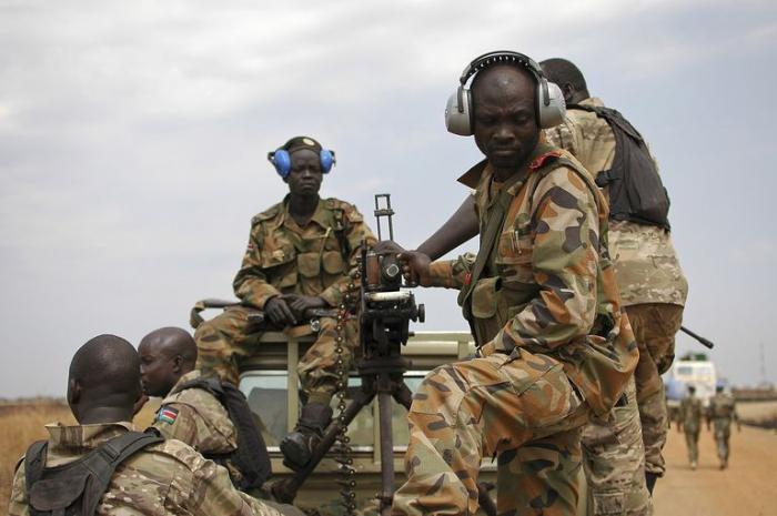 Soudan du Sud: plus de 100 civils tués depuis septembre, selon l