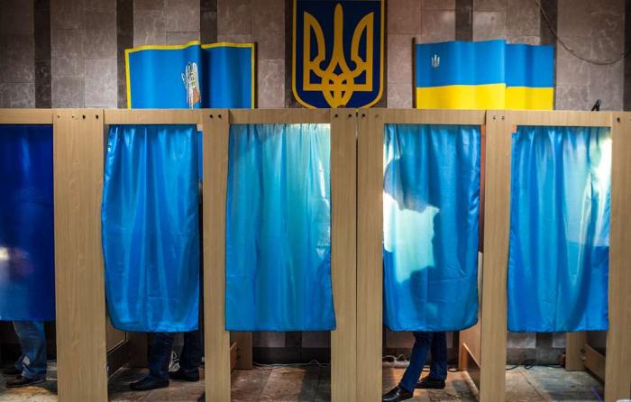 """Ukraynada seçkilər başa çatdı, """"exit-poll""""un nəticələri - Yenilənib"""